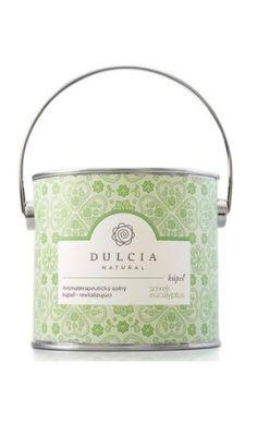 Dulcia natural Revitalizující solná koupel Smrk a eukalyptus 550 g na www.nuspring.cz. Natural, Blog, Blogging, Nature, Au Natural
