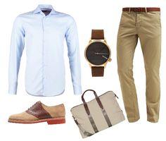 fashion, blue shirt, men, style