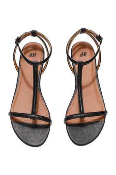 Sandalias de tiras | H&M