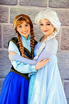 Best of Sisters Anna and Elsa