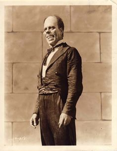 """  Lon Chaney The Phantom Of The Opera - (1925) """