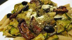 Włoska sałatka makaronowa - Jest Pięknie