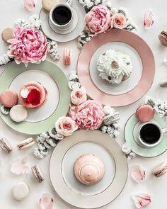 No photo description available. Work Hard, Tea Cups, Congratulations, Decorative Plates, Shabby, Tableware, Ethnic Recipes, Instagram, Food