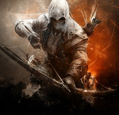Assassin's Creed game art