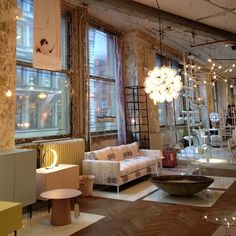 The huge, eclectic home-furnishings store has an in-store concierge who will help you outfit your entire home.