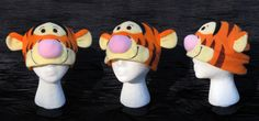 Tigger Hat by ~clearkid on deviantART