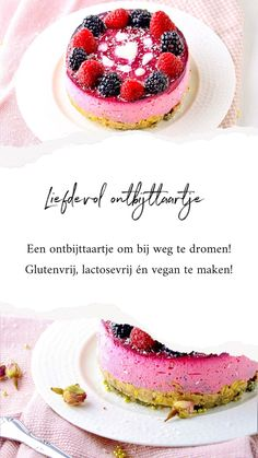 Vegan Cake, Superfood, Food Inspiration, Sugar Free, Bakery, Cheesecake, Brunch, Good Food, My Pie