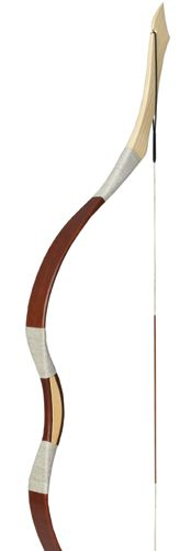 The magnificent Magyar Sport Horse Bow from 3Rivers Archery (specifically for mounted archery) $480