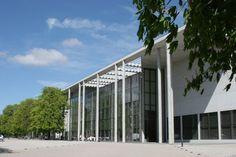 Pinakothek der Moderne, Munich, Germany 4.5 Sonntag 1€