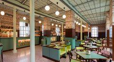 Le bar Luce imaginé pour la fondation Prada via Goodmoods
