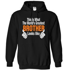 world is greatest BROTHER looks like T-Shirts, Hoodies. Check Price Now ==►…
