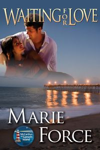 Book 8: Waiting for Love in the McCarthys of Gansett Island Series - Marie Force