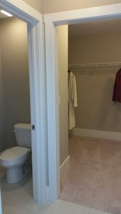 Walk-in Closet - Off Master Bath