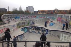 The Great White, Skate Park, Elevator, Skateboards, Parks, Environment, Around The Worlds, Tumblr, Exterior