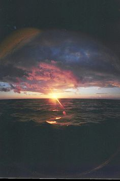 Sea. Awe-inspiring.
