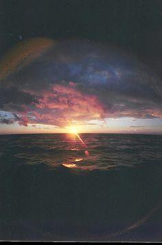 Amazing #sunset #sunrise