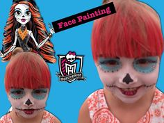 Face Painting Monster High