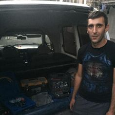 Kiva - Gegham from Armenia - A loan of $1,750 helps to pay for his vehicle renovation, and tools and materials needed for air conditioning repair service.