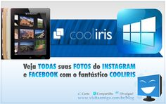 Learn how to install Cooliris on iPad, and look your photos from facebook and instagram.