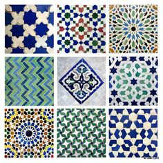 morrocan tiles | Moroccan tiles | Flickr - Photo Sharing!