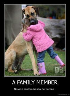 A True Family Member