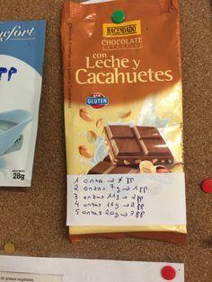 Entulinea Weigth Watchers, Love Chocolate, Pop Tarts, Diabetes, Nom Nom, Snack Recipes, Food And Drink, Sweet, Food Items