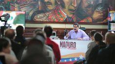 Maduro califica la reunión con John Kerry como agradable y respetuosa - El Universal (Venezuela)
