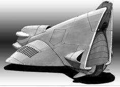Spaceship 07 by Manu05.deviantart.com on @deviantART