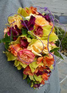 floral design by Julia Guseva (Russia)