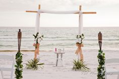Wedding Photography Portfolio | Under the Palms Beach Weddings | Destin, Santa Rosa and Pensacola Beach