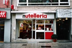 I can only imagine what kind of nutella desserts are sold there!