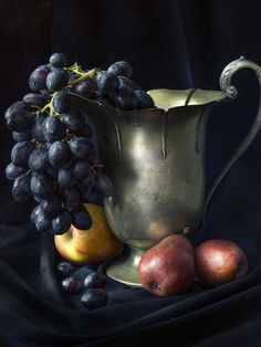 Fruit & Pitcher by Frederick Hansen on 500px