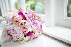 Bridal, bouquet, pastels, florist, flowers, www.apbloem.nl amsterdam