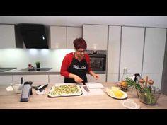 Spargelflammkuchen Exquisit - YouTube