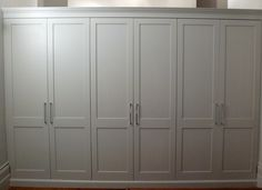 four door shaker cabinet - Google Search