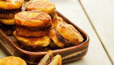 Imbaten Potatoes (Kartoffel-Hackfleisch-Taler) von Amani aus Libyen   Demeter e.V.