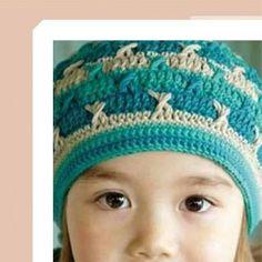 Patrón #874: Almohadón a Crochet | CTejidas Mantel Redondo, Crochet Hats, Beanie, Fashion, Paper, How To Knit, Cowl Scarf, Knitting Hats, Moda