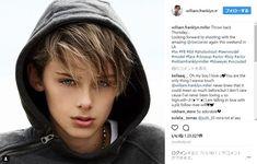 ウイリアム・フランクリン・ミラー William Franklyn Miller, Teen Models, Blue Eyes, Women's Fashion, Photoshoot, Actresses, Actors, Boys, Face