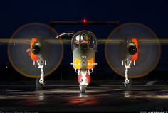 North American Rockwell OV-10B Bronco aircraft picture  - empfohlen von First Class and More