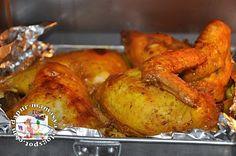 Dapur Mamasya: Ayam Bakar Mandhi
