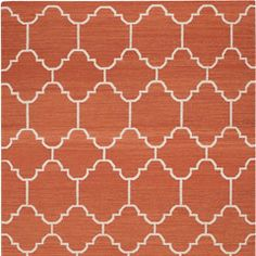 This Serpentine Sunny Collection rug is manufactured by Capel. The Arabesque style is a new wool, transitional rug design from Genevieve Gorder and Capel Rugs. Orange Area Rug, Orange Rugs, Contemporary Rugs, Modern Rugs, Modern Loft, Boy And Girl Shared Room, Room Rugs, Area Rugs, Living Room Decor Furniture