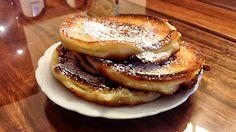 Sweet Cheese Pancakes - Racuchy z Serem - Anias Polish Food Recipe #24