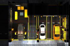 Car care center design 2019 on Behance Car Interior Design, Garage Interior, Auto Design, Car Repair Garages, Car Wash Business, Car Workshop, Showroom Design, Showroom Ideas, Parking Design