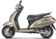 "Honda Activa - ""Love is Growing"" full Specifications ShortFlips metallic gray color activa - Gray Things Honda Scooter Models, Honda Scooters, Blue And Silver, Silver Color, Pink Color, Gray Color, Colour Black, New Honda, Metallic Colors"