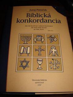 Slovakian Bible Concordance / Biblick? Konkordancia / Slovak / Juraj Potucek