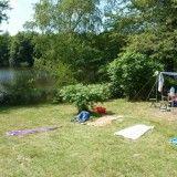Accomodatie sfeervolle en ruim opgezetten natuur-camping Camping, Outdoor Decor, Campsite, Campers, Tent Camping, Rv Camping
