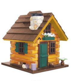 Interior Decorative Bird Houses | Home > Bird Houses > All Bird Houses > Country Comfort Bird Feeder