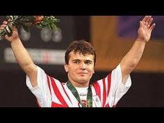 Naim Suleymanoglu wins Gold at the 1992 Barcelona Olympics