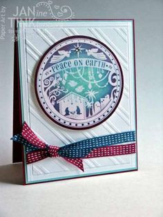 Wonderful Blessing Controlfreaks Swap by JanTInk - Cards and Paper Crafts at Splitcoaststampers