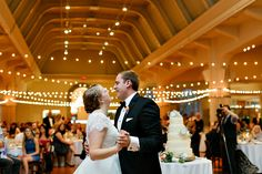 Dancing underneath the lights at Henry Ford Museum - | Nicole Haley Photography